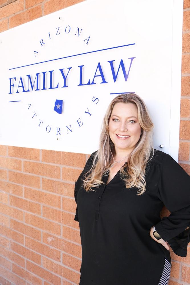 Amanda Gordan Family Law Paralegal