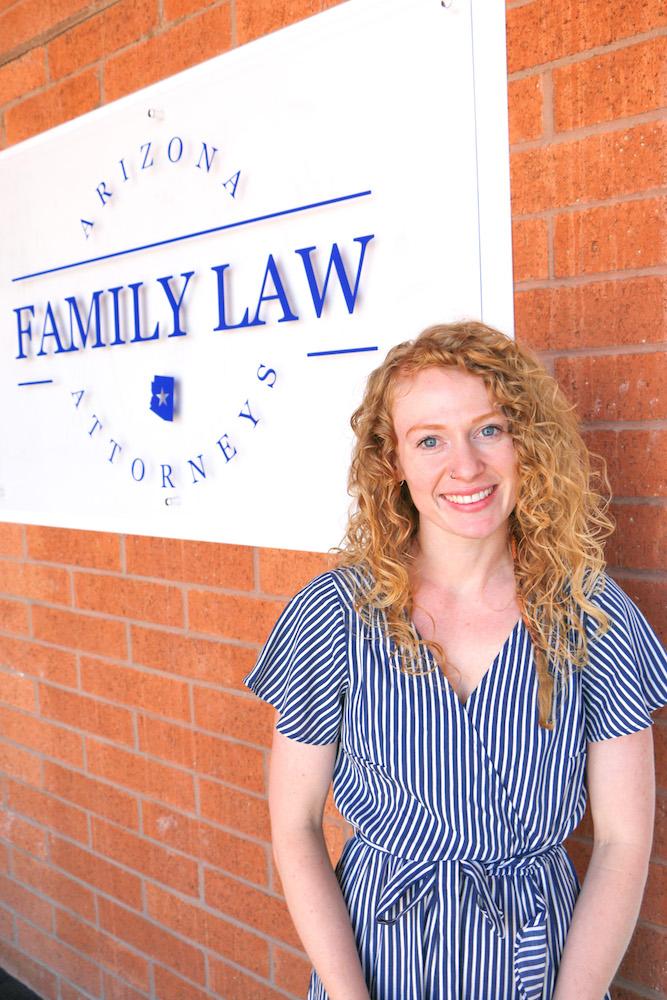 Jordan Chapman Adoption Paralegal